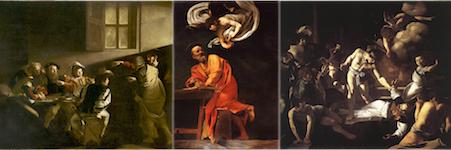 Caravaggio, Aperçu d'un mystère