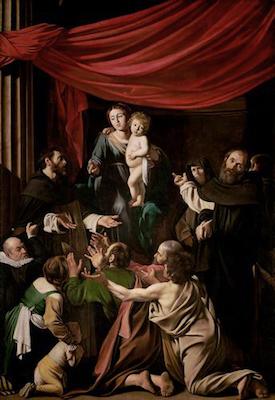 Vierge de Caravaggio