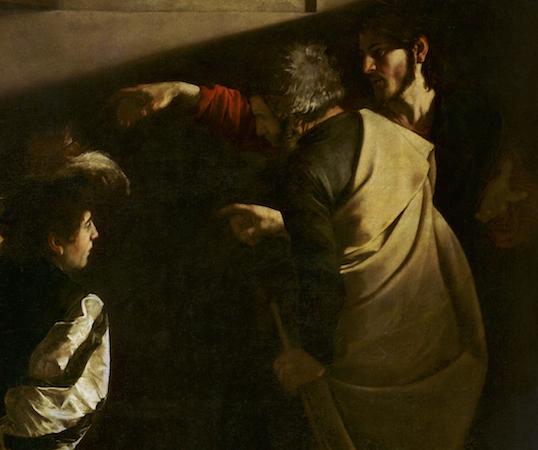 La main de Jésus