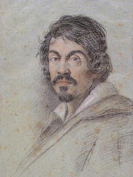 Portrait du Caravaggio
